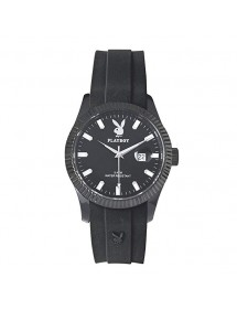 PLAYBOY CLASSIC 42BB Watch - Black CLAS42BB Playboy 29,90 €