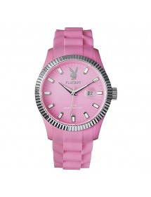 PLAYBOY CLASSIC 42PP Watch - Pink CLAS42PP Playboy 29,90 €