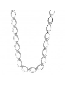 Oval steel necklace 46,00 € 46,00 €