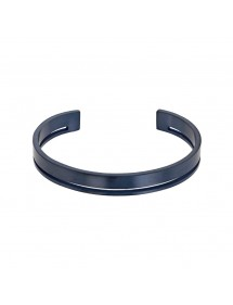 Dark blue openwork steel bracelet 52,00 € 52,00 €