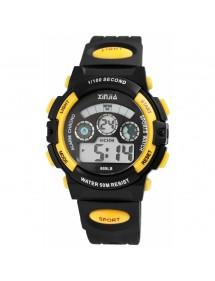 Montre numérique Sport XINJIA noir et jaune 2410006-003 XINJIA 20,50€