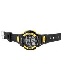 Sport digital watch XINJIA black and yellow 2410006-003 XINJIA 18,50€