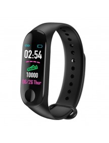 TimeTech USB Bluetooth Fitness Tracker - Black 2440002-001 TimeTech 24,90 €