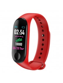 TimeTech USB Bluetooth Fitness Tracker - Red 2440002-002 TimeTech 29,90 €
