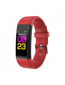 B05 TimeTech USB Bluetooth Fitness Tracker - Red 2440001-002 TimeTech 29,90 €