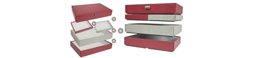 Scalable jewelry boxes
