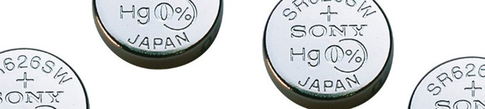 Lithium button batteries